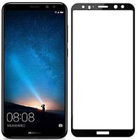 Защитное стекло Full Cover Huawei Mate 10 Lite, Black