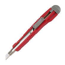 Нож канцелярский 9мм Axent 6601-A + 2 запасных лезвия