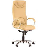 Крісло для керівника ELF (ЕЛЬФ) STEEL CHROME, фото 1
