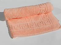 Полотенце для ног Cestepe 50*70 см, персиковое