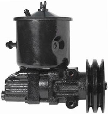 Насос гидроусилителя руля ГУРА ГАЗ-66 (66-3407010)