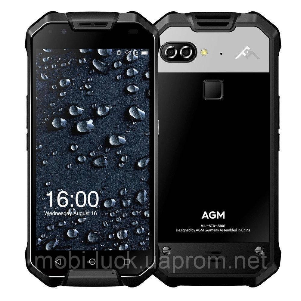 AGM X2 6/128Gb Black glass,IP68, надёжных и мощных смартфон. Гарантия.