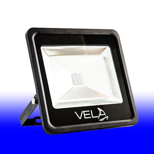 Светодиодный прожектор LED 30Вт 450-460nm (синий), IP65