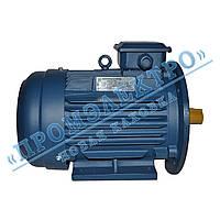 Электродвигатель трехфазный АИР 100L6 2,2кВт 1000об/мин (IM 2081) Лапа+фланец
