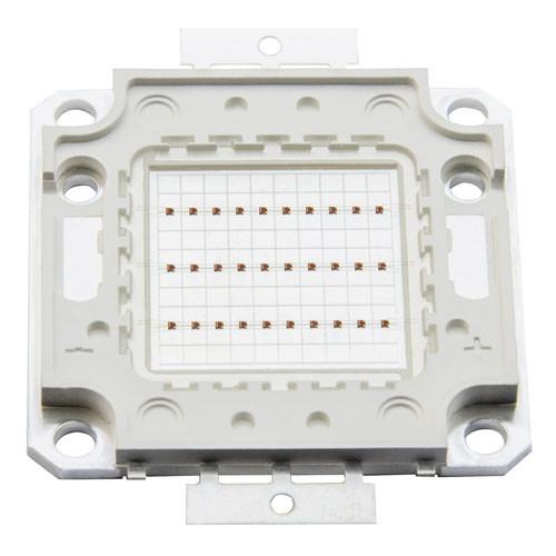 Светодиодная матрица LED 30Вт 620-630nm, красный