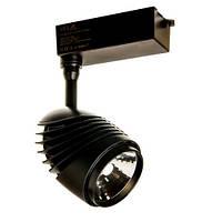 Трековый LED светильник VL-COB-3004L 30W 4000К черный