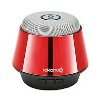 Портативная Bluetooth колонка Rokono B10 Bass Red 0957, КОД: 197631