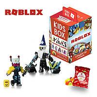 "Кидс бокс - Свитбокс коллекционная фигурка ""Roblox"" мармелад и игрушка Роблокс, фото 1"