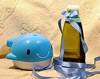Гидрофильное масло для купания малышей «Чистюля»