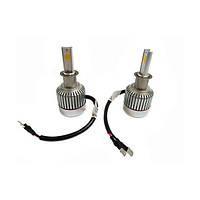 Автомобильные светодиодные LED лампы UKC H3 1173, КОД: 371261