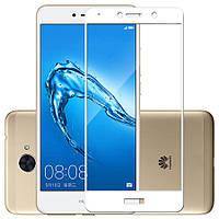 Защитное стекло Full Cover Huawei Nova Lite, White