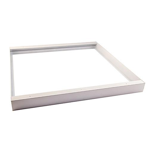 Рамка для накладного монтажа светодиодной LED панели 595Х595
