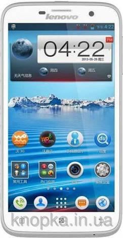 Смартфон Lenovo A850 MTK 6582M Quad Core Android 4.4 (White) (1Gb+4Gb), фото 2