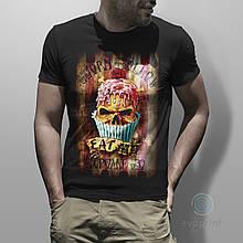 Качественная печать на цветных футболках