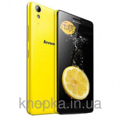 Смартфон Lenovo Lemo K3 (1Gb+16Gb)Qualcomm MSM8916 Quad Core Android 4.4 (Yellow), фото 2