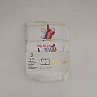 Детские шорты трусы для девочки 2 шт микс, (5-6 лет), Katamino
