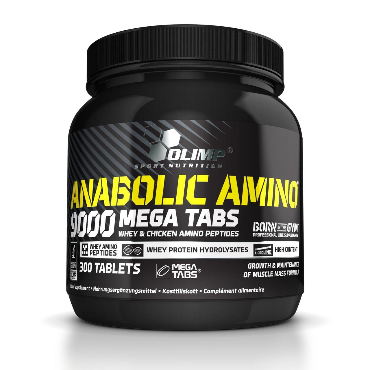 OLIMP Anabolic Amino 9000 300 tab