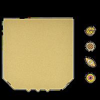 Коробка для пиццы, 40 см бурая, 400*400*40, мм (1уп/50шт)