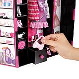 Игровой набор шкаф-чемодан для Барби, фото 3