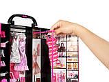 Игровой набор шкаф-чемодан для Барби, фото 4