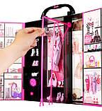 Игровой набор шкаф-чемодан для Барби, фото 6
