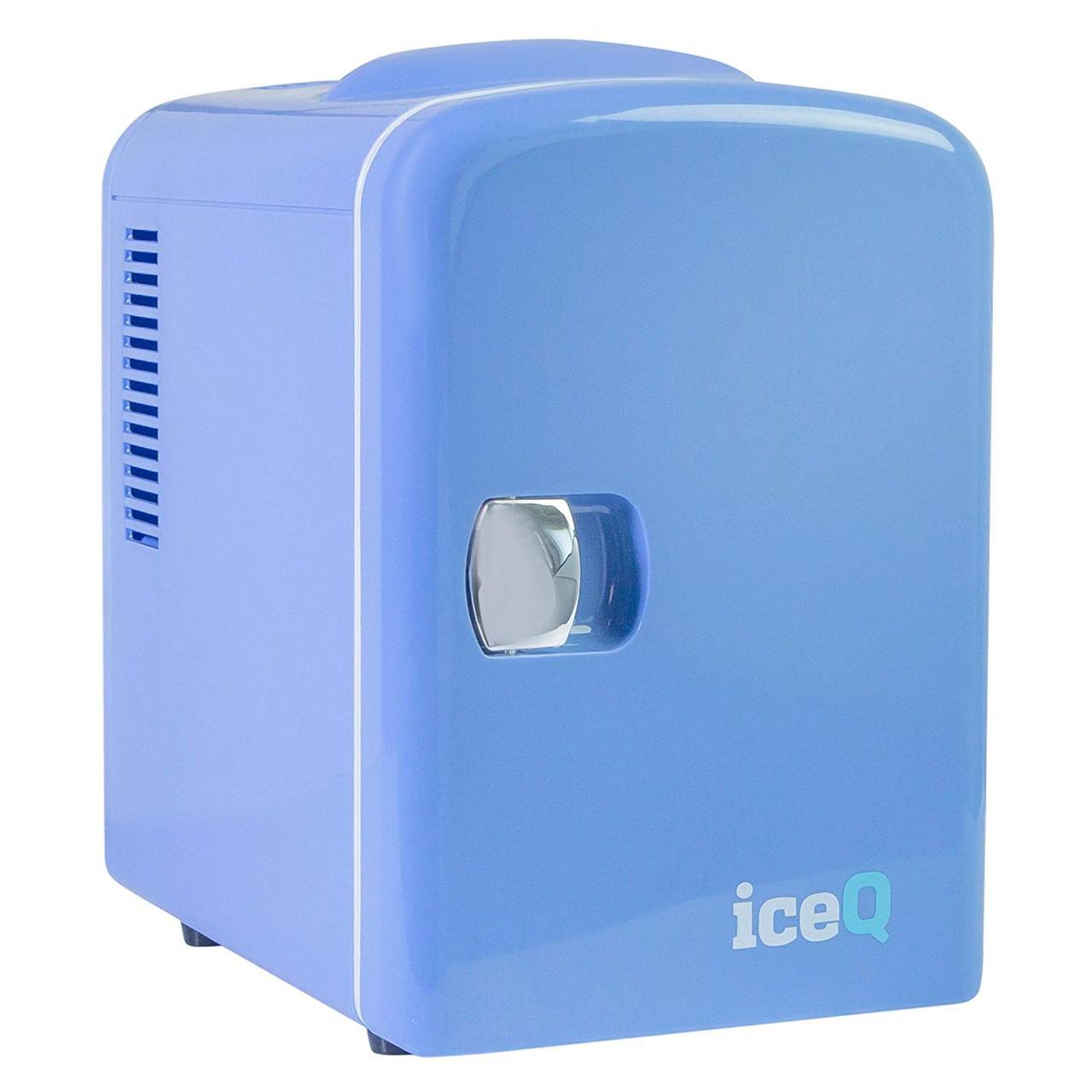 Маленький мини-холодильник на 4 литра iceQ