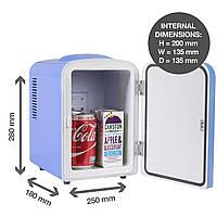 Маленький мини-холодильник на 4 литра iceQ, фото 2
