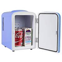 Маленький мини-холодильник на 4 литра iceQ, фото 4