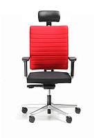 Кресло офисное компьютерное на колесиках с подголовником MATE MT 103 3D (Польша, Bejot)