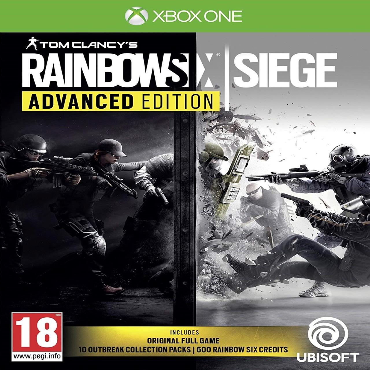 Tom Clancy`s Rainbow Six Siege Advanced Edition XBOX ONE RUS