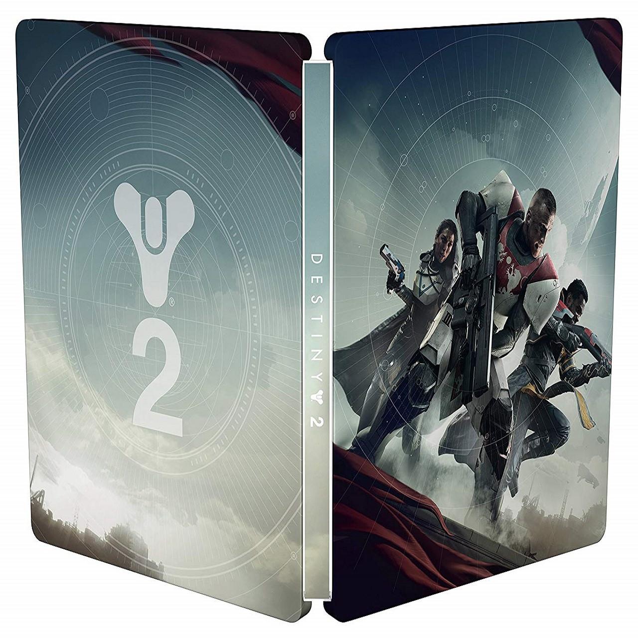 Steelbook Destiny 2 PS4/XBOX (БЕЗ ГРИ)