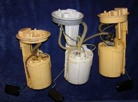 Дизельный электробензонасос подкачки в сборе