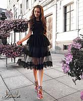 Женское модное платье  ЛЯ1945