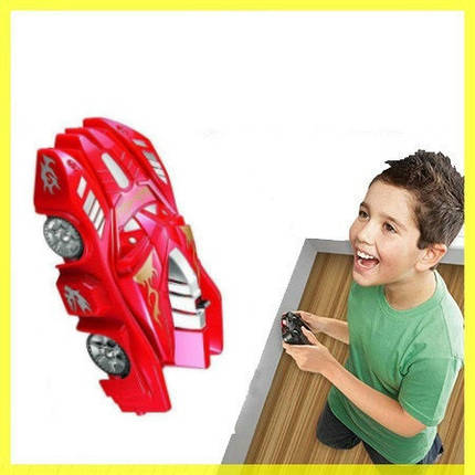 Aнтигравитационная машинка Wall Racer (Wall Climber) - ездит по стенам и потолку , фото 2