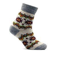 Носки шерстяные женские Лана Орнамент, фото 1