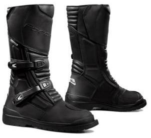 Мотоботы кожаные Forma Cape Horn (Black)
