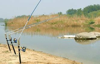 Самоподсекающая удочка спиннинг FisherGoMan 2.7 метра + Подарок, фото 2