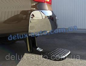 Задняя подножка для кузова пикапа на Форд Рейнджер 2016-2019 Подножка боковая задняя для FORD RANGER 2016-2019