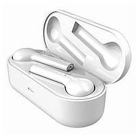 Беспроводные Bluetooth наушники SENOIX JS18-H White JS1DF8BTV518, КОД: 965805
