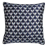 Декоративная подушка жаккард