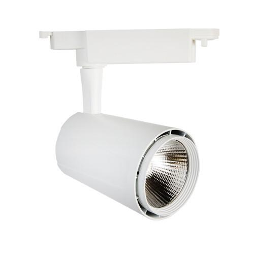 Трековый LED светильник VL-809 30W белый