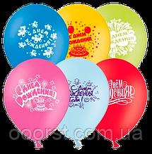 Печать на воздушных шариках