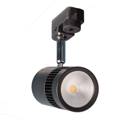 Трековый LED светильник VL-813 13W  черный