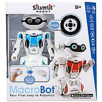 Интерактивный робот Silverlit Робот Macrobot, 2 цвета в ассортименте (88045), фото 1