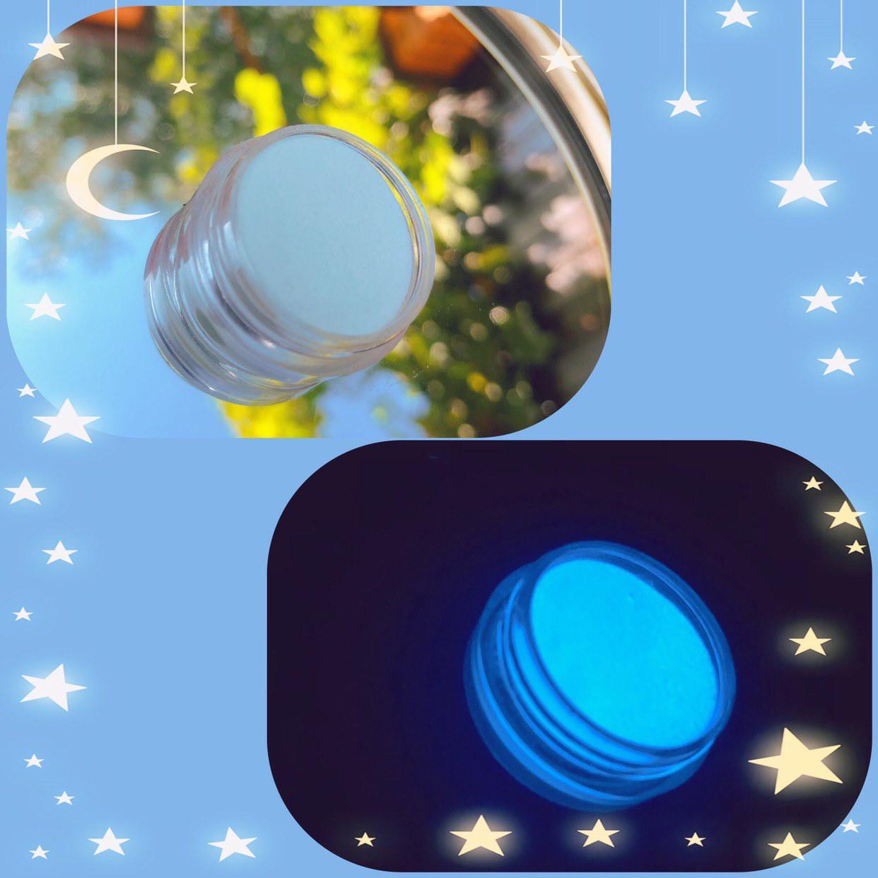 Люминесцентный пигмент синий