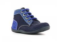 Кроссовки Kickers 18 Синий KI 1051 blue - 18, КОД: 974887