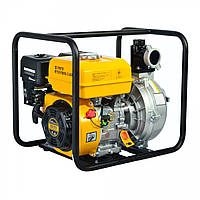 Мотопомпа бензиновая RATO RT50YB50-3.8Q (6 л.с., 500 л/мин)