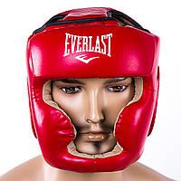 Шлем боксерский закрытый Flex Everlast EVF475-R