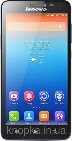 Смартфон Lenovo S850 MTK 6582 Quad Core Android 4.4 (Blue) (1Gb+16Gb), фото 2