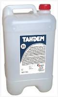 Моющее щелочное средство  с хлором для мытья оборудования, Тандем-21, кан 10л